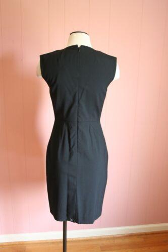 JCrew Keyhole Dress in Italian Stretch Wool 8 Suit Career b8522