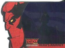 Hellboy Animated Heros Journey Chase Card H1