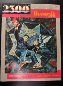 1x-2300AD-Beanstalk-Used-Acceptable-RPG-Other