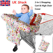 Summer Infant 2 in 1 Cushy Cart Cover and Seat Positioner