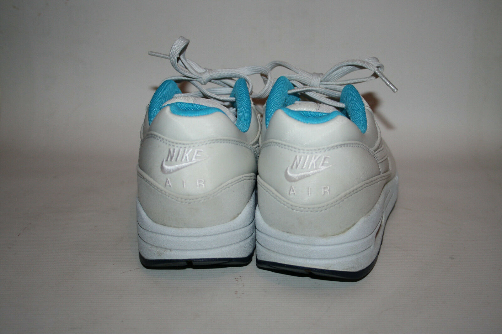 Nike Scarpe Scarpe Scarpe Uomo Air Max 1 Fb 579920-002 BEIGE-BIANCO NUCLEARI synthethic 0f69cd