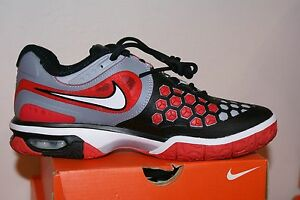 reputable site e5cd1 14f07 Image is loading Nike-Men-039-s-Air-Max-Courtballistec-4-