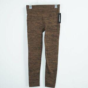London Fog Ladies Black Plush Lined Leggings-L//XL-NWT