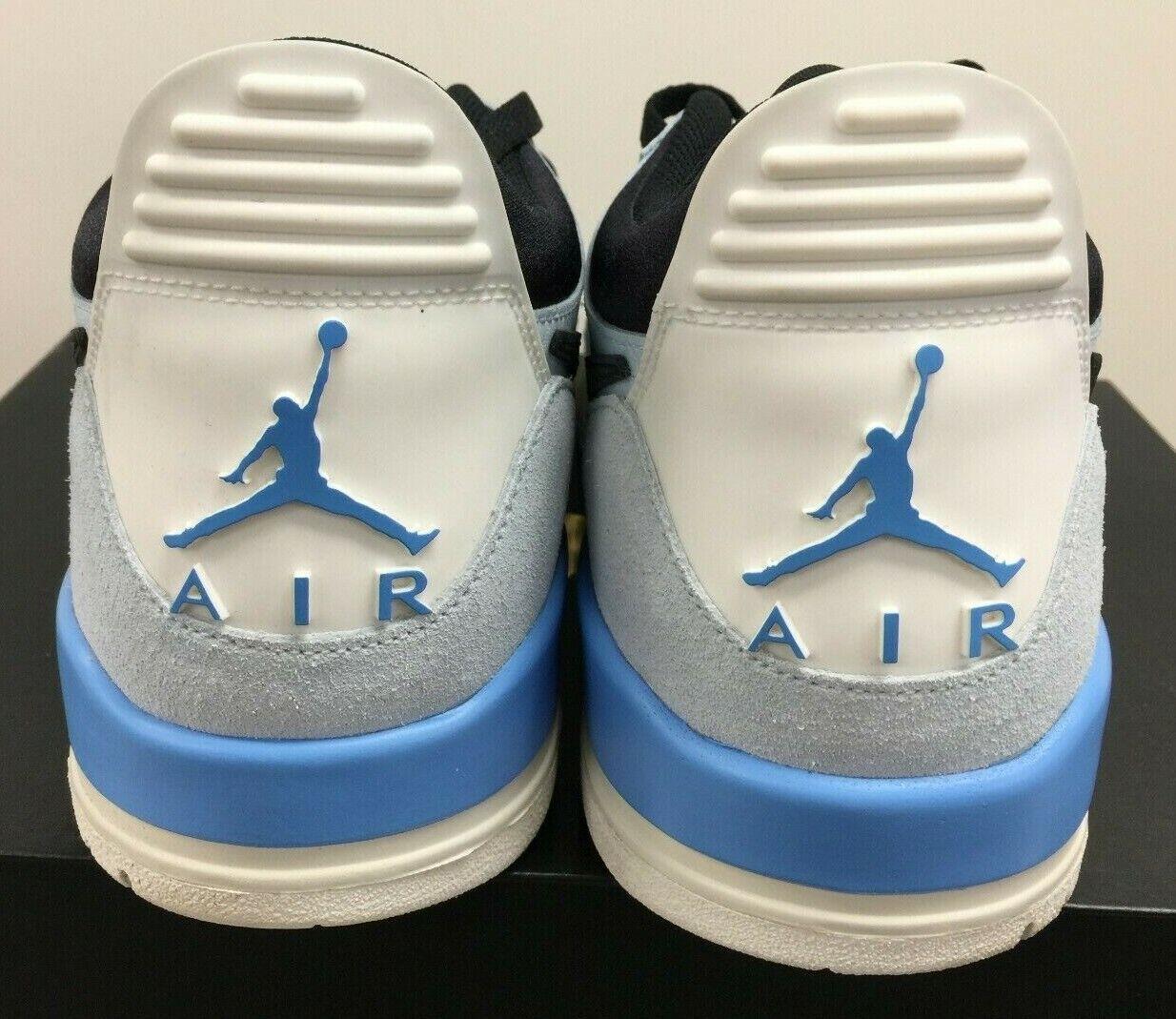 NIKE AIR JORDON LEGACY 312 LOW PALE BLUE SHOES SI… - image 3