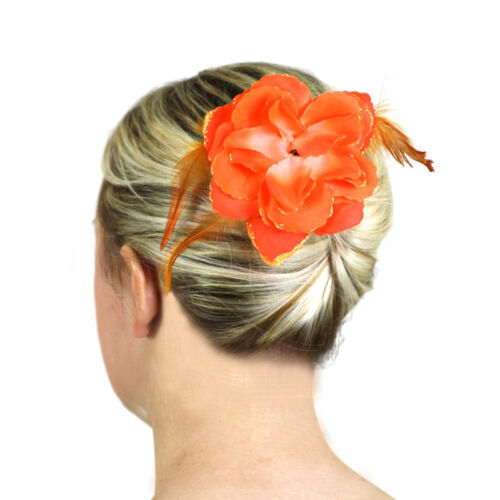 Accesorios Para El Cabello Tocados Flores De Boda Damas Nupcial cabeza piezas para mujer reino unido