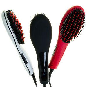 Cabello-Glow-Straightening-Brush-WHITE-BLACK-RED