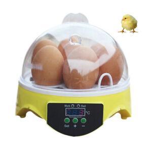 Semi-Auto-Ei-Inkubator-Gefluegel-Brutapparat-Mit-Temperaturregelung-Isolationsbox