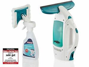 Leifheit-Fenstersauger-Dry-amp-Clean-mit-Spray-Cleaner-zum-Einwaschen-amp-Abziehen