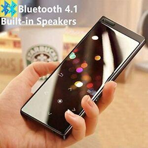 Nouveau Lecteur MP3/PM4 8 Go Musique Vidéo Bluetooth Radio FM carte SD 8/16/32Go