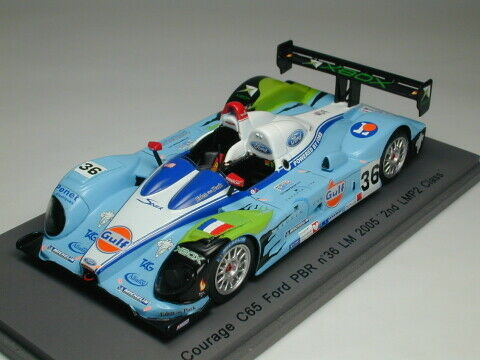 Spark 1 43 Courage Judd C65 Ford PBR LM 2005 LMP2 Class from Japan