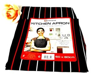 Chefs Apron with Pockets, BBQ, Baking & Catering Apron for Men Women Ladies
