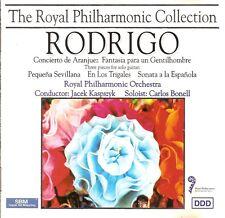 TRP050: Rodrigo - Concierto de Aranjuez · Fantasia para un Gentilhombre / Bonell