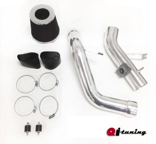 BLACK 2PC Cold Air Intake Kit /& Filter For 2006-2011 Mitsubishi Eclipse 3.8L V6