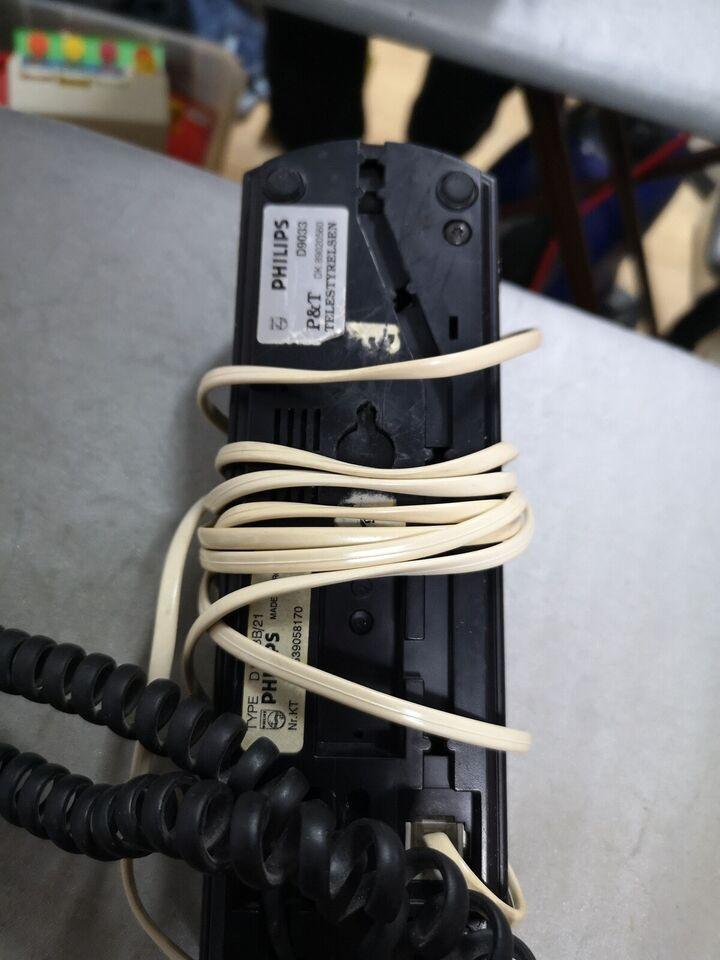 Vægtelefon, Philips, D9033