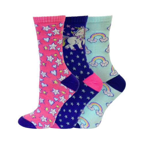 Telar jacquar de Tobillo Escuela Calcetines Novedad Niños Chicos Chicas Niños Zapatos UK 3-5 a 12-3
