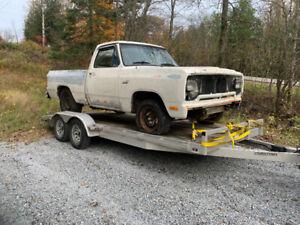1986 Dodge Ram 1500 Shortbox