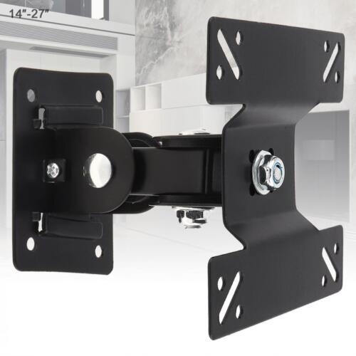 Universal 15KG TV Wall Mount Bracket Flat Panel TV Frame Support 180 Degree
