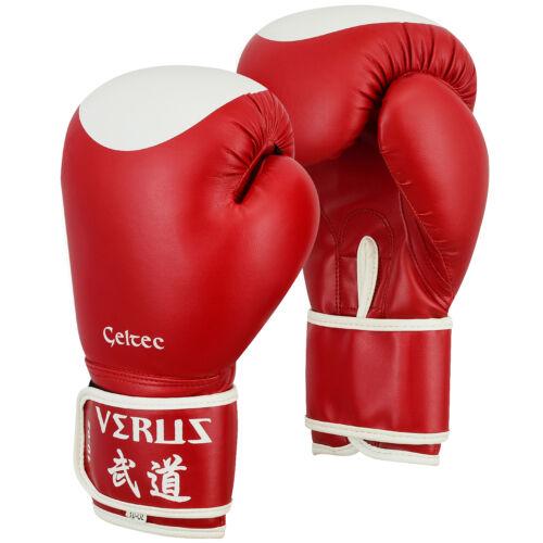 10oz 12oz 14oz 16oz VERUS Boxing Training MMA Punching Bag Gloves UFC 8oz
