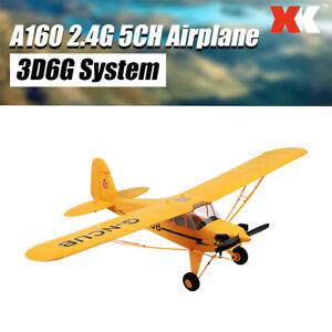 2020 NUOVO XK 5CH 6-Axis BRUSHLESS MOTOR AIRPLANE AEREO RC ALIANTE modello Toys