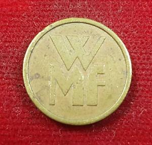 Selbstlos Jeton Münze Medaille Wmf Entlastung Von Hitze Und Sonnenstich Metallobjekte