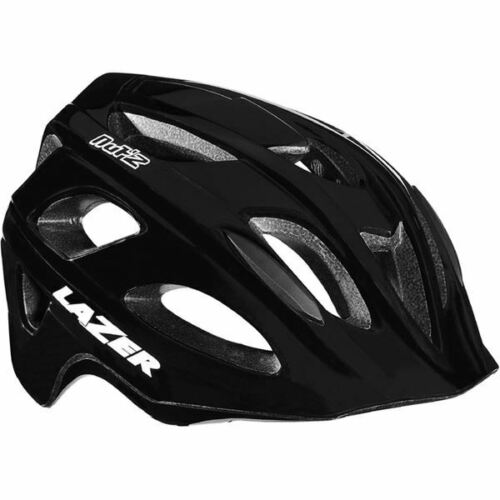 Black Uni-Youth Lazer Nut/'Z Helmet