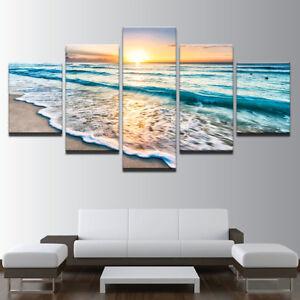 AUSTRALIA Beach ocean sand seascape photo print canvas poster art