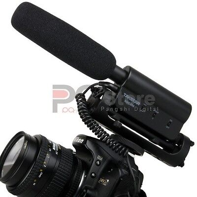 TAKSTAR The SGC-598 Photography Interview Microphone Photography Interviews