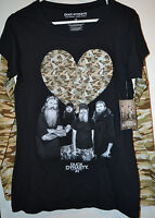 Duck Dynasty Womens Juniors Long Sleeve T Shirt Size M L Xl Xxl Green Camo