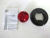 Whelen T0r00mrr 2 Round Marker Clearance Led Lens Color Red