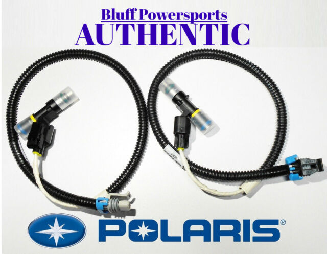 Fuel Injector Harness Set For Polaris RZR /& Ranger 800 Replace 1204319 1204318