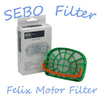 SEBO FELIX Motor Filter No. 7012ER