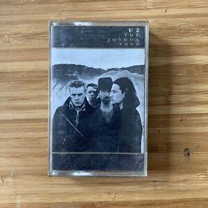U2 - THE JOSHUA TREE - TAPE CASSETTE ALBUM