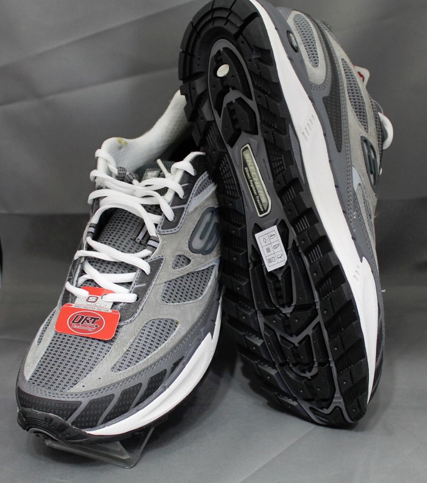 Herren Skechers Bobcat 50946/CCBK Walking Schuhe - 50946/CCBK Bobcat 1865f9