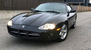 1997 XK8 Jaguar Convertible