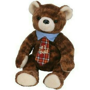 TY BEANIE BABIES  - PAPPA 2004 - #1 DAD