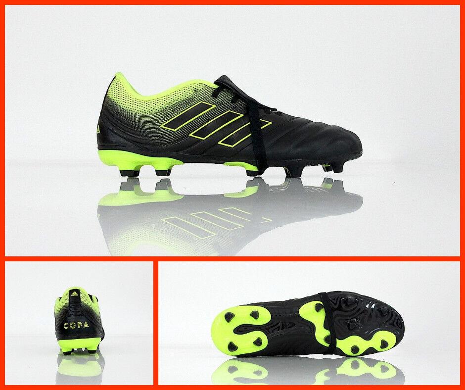 ADIDAS chaussures calcio COPA GLor 19.2 FG  BB8089 col. noir jaune febbraio 2019