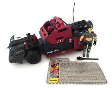 Gi Joe Action Force Cobra ☆ DREADNOK THUNDER MACHINE ☆ Vintage Hasbro 1986 100%