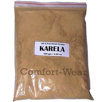 KARELA BITTER MELON Herb Powder 100g/3.53 oz