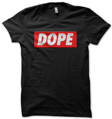 DOPE SWAG T-SHIRT - OBEY - YMCMB - DRAKE - LIL WAYNE SUPREME STYLE TEE
