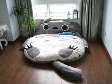 290*160cm Huge Comfortable Cartoon Totoro Bed Sleeping Bag Pad Christmas AA