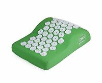Acupressure Pillow - Green / Acupuncture Pillow For Neck Pain R... Free Shipping