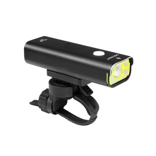 GACIRON 5 Modes Flashlight Bike Ligh USB Rechargeable IPX6 Waterproof 800 Lumens