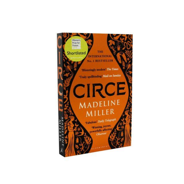 Circe Madeline Miller Adult Book Paperback - 9781408890042
