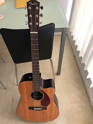 Fender Acoustic Guitar In Newcastle Area Nsw Guitars Amps Gumtree Australia Free Local Classifieds