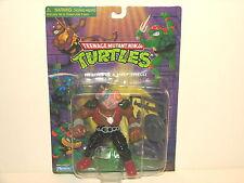 TMNT Teenage Mutant Ninja Turtles Bebop Action Figure New MOC 1998 Playmates