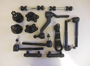 COMPLETE SUSPENSION    STEERING    GMC    C1500    SIERRA 2WD Front
