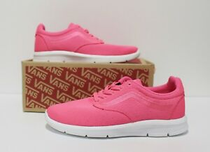 b24a57ef8a92d4 Image is loading Vans-Iso-1-5-Mesh-Knockout-Pink-Women-