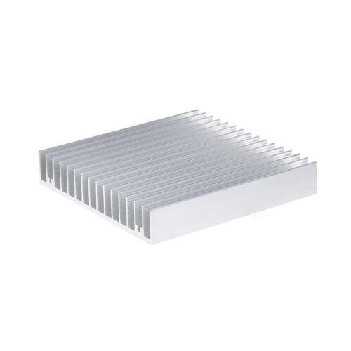 Extruded Aluminum Heatsink For High Power LED IC Chip Heat Sink Cooler Radiator