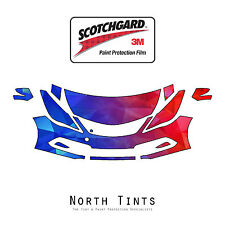 PreCut 3M Scotchgard Paint Protection Clear Bra Kit for Hyundai Azera 2015-2016