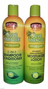 African-Pride-Shampooing-amp-Hydratant-Lotion-aide-arret-Ruptures-fourches